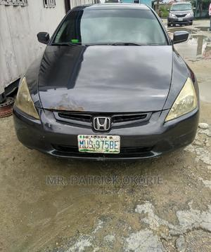 Honda Accord 2004 Gray | Cars for sale in Rivers State, Port-Harcourt