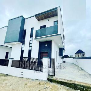 Furnished 4bdrm Duplex in Ajah, Lekki Lagos for Sale | Houses & Apartments For Sale for sale in Ajah, Ado / Ajah