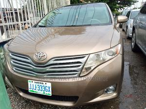 Toyota Venza 2010 Gold | Cars for sale in Lagos State, Surulere