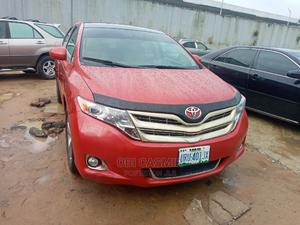 Toyota Venza 2010 AWD Red | Cars for sale in Rivers State, Obio-Akpor