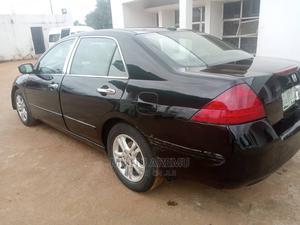 Honda Accord 2007 2.4 Exec Automatic Black | Cars for sale in Abuja (FCT) State, Gwagwalada