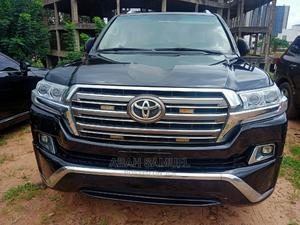 Toyota Land Cruiser 2019 4.6 V8 GXR Black | Cars for sale in Abuja (FCT) State, Central Business District