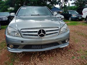 Mercedes-Benz C300 2008 Gray | Cars for sale in Abuja (FCT) State, Central Business District