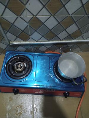 2 Weeks Brand New Double Cooker | Kitchen Appliances for sale in Delta State, Oshimili South
