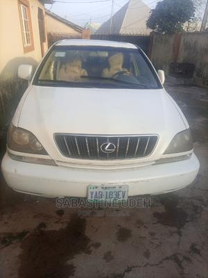 Lexus LX 2003 470 AWD White | Cars for sale in Abuja (FCT) State, Kubwa