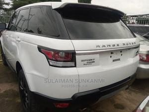 Land Rover Range Rover 2015 White | Cars for sale in Lagos State, Alimosho