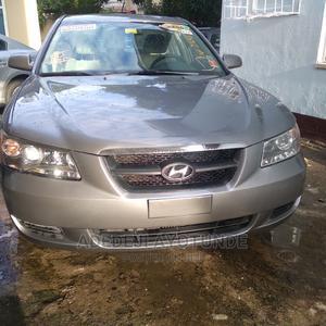 Hyundai Sonata 2008 2.4 GLS Gray | Cars for sale in Lagos State, Ilupeju