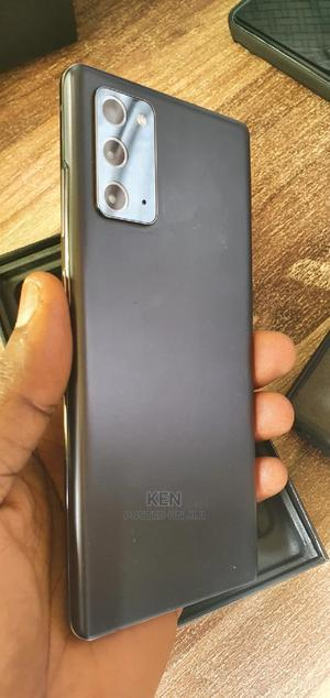 Samsung Galaxy Note 20 5G 128 GB Black | Mobile Phones for sale in Lagos State, Alimosho