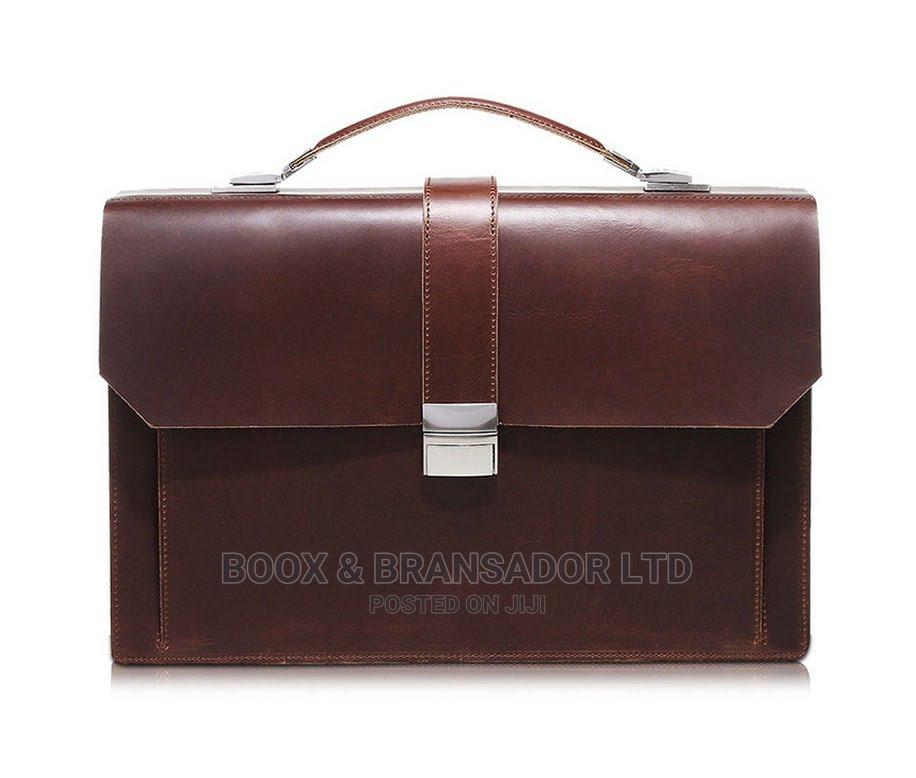 Executive Leather Bag   Bags for sale in Ikeja, Lagos State, Nigeria