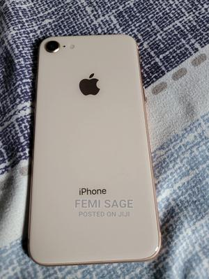 Apple iPhone 8 64 GB Rose Gold   Mobile Phones for sale in Lagos State, Yaba
