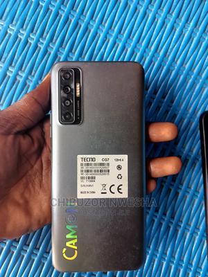 Tecno Camon 17P 128 GB Silver | Mobile Phones for sale in Delta State, Warri