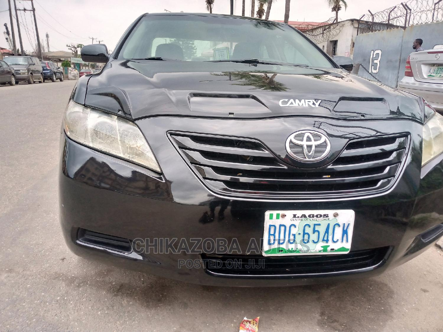 Archive: Toyota Camry 2008 Black