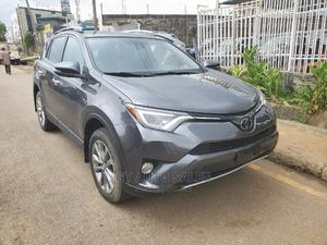 Toyota RAV4 2017 XLE AWD (2.5L 4cyl 6A) Gray   Cars for sale in Lagos State, Ikeja