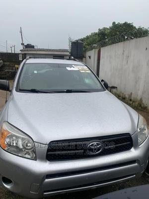 Toyota RAV4 2007 4x4 Silver   Cars for sale in Lagos State, Ikeja