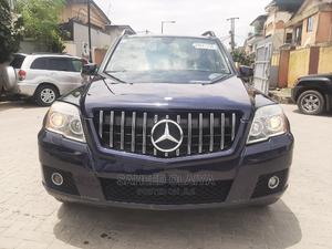 Mercedes-Benz GLK-Class 2011 350 Blue | Cars for sale in Lagos State, Surulere