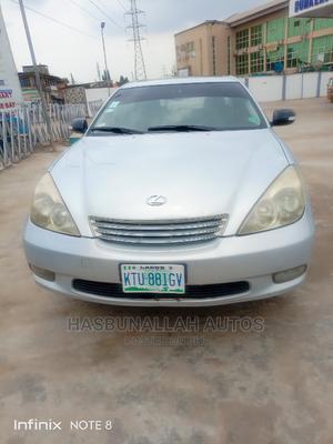 Lexus ES 2002 300 Blue   Cars for sale in Lagos State, Ifako-Ijaiye