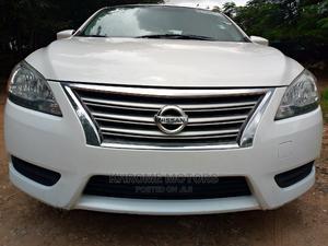 Nissan Sentra 2014 White   Cars for sale in Abuja (FCT) State, Jabi