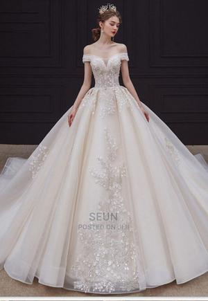 Luxurious Wedding Gown | Wedding Wear & Accessories for sale in Lagos State, Ikeja