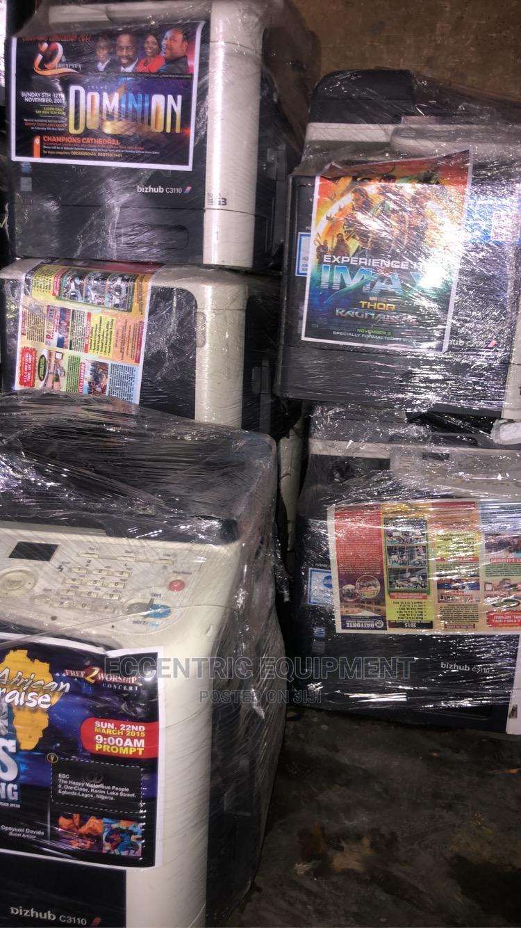 Bizhub C3110 DI Photocopier | Printers & Scanners for sale in Surulere, Lagos State, Nigeria