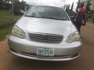 Toyota Corolla 2006 LE Silver | Cars for sale in Abuja (FCT) State, Gudu
