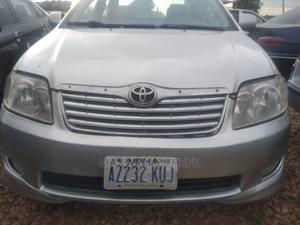 Toyota Corolla 2005 1.8 TS Silver   Cars for sale in Kaduna State, Kaduna / Kaduna State