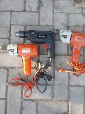 Foreign Used/Tokunbo Wood Planer Machine | Electrical Hand Tools for sale in Lagos State, Amuwo-Odofin