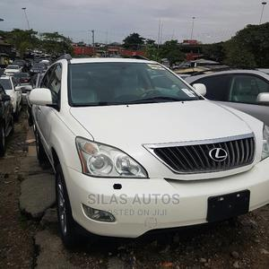Lexus RX 2008 350 White | Cars for sale in Lagos State, Apapa