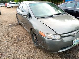 Honda Civic 2008 Gray | Cars for sale in Abuja (FCT) State, Gudu