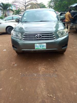 Toyota Highlander 2009 Gray | Cars for sale in Lagos State, Ikeja