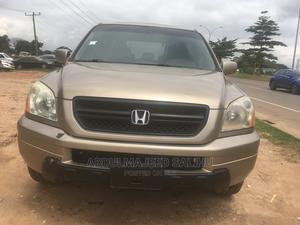 Honda Pilot 2005 Brown | Cars for sale in Abuja (FCT) State, Gudu