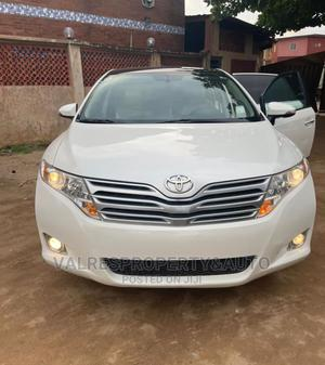 Toyota Venza 2010 V6 AWD White | Cars for sale in Lagos State, Surulere