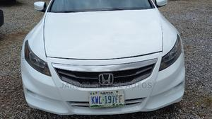 Honda Accord 2008 2.0 Comfort White   Cars for sale in Abuja (FCT) State, Lugbe District