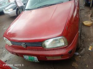 Volkswagen Golf 1997 1.6 Red   Cars for sale in Lagos State, Ifako-Ijaiye