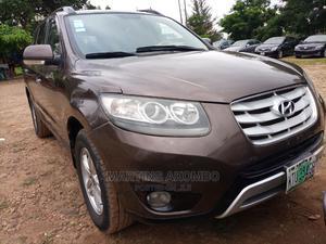 Hyundai Santa Fe 2012 Brown   Cars for sale in Abuja (FCT) State, Garki 2