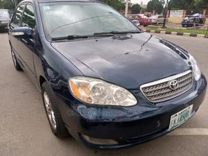 Toyota Corolla 2006 1.4 VVT-i Blue | Cars for sale in Lagos State, Ikeja