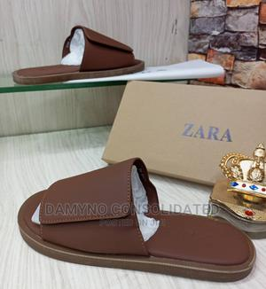 Quality Zara Palm Slippers   Shoes for sale in Lagos State, Ogba