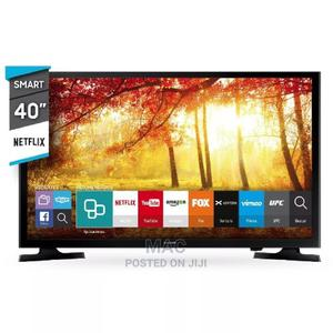 40 Inches Samsung Led Smart Tv   TV & DVD Equipment for sale in Lagos State, Ikoyi