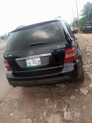 Mercedes-Benz M Class 2006 Black   Cars for sale in Abuja (FCT) State, Gwarinpa