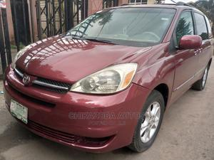 Toyota Sienna 2005 XLE Red | Cars for sale in Lagos State, Ikeja