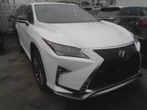 Lexus RX 2018 350 F Sport AWD White | Cars for sale in Lagos State, Ikeja