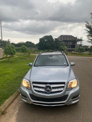 Mercedes-Benz GLK-Class 2014 Silver | Cars for sale in Abuja (FCT) State, Central Business District