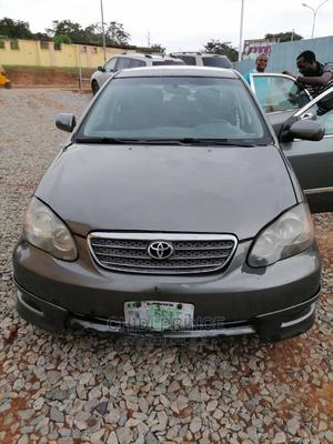 Toyota Corolla 2005 Gray   Cars for sale in Enugu State, Enugu