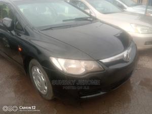 Honda Civic 2008 Black | Cars for sale in Lagos State, Ikeja