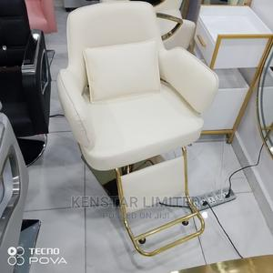 Executive Leather Barber Chair | Salon Equipment for sale in Lagos State, Yaba