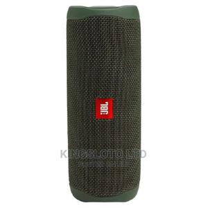 JBL Flip 5 20w Ipx7 Waterproof Bluetooth Speaker With Partyb   Audio & Music Equipment for sale in Lagos State, Ikeja