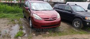 Toyota Sienna 2006 Red | Cars for sale in Akwa Ibom State, Uyo