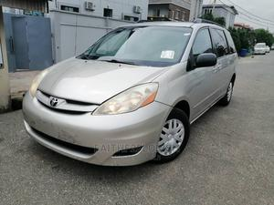 Toyota Sienna 2008 CE FWD Silver | Cars for sale in Lagos State, Ikeja
