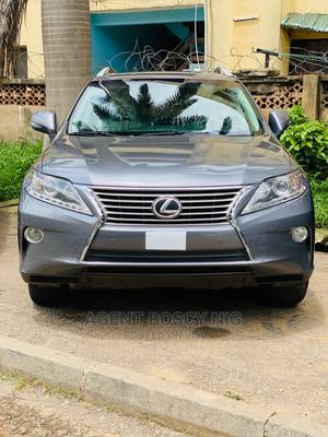 Lexus RX 2015 350 FWD Gray | Cars for sale in Abuja (FCT) State, Asokoro