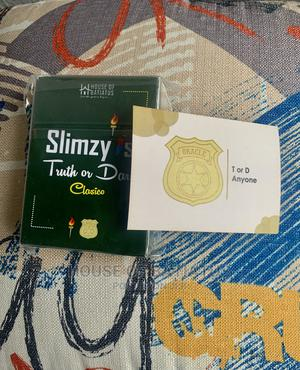 Slimzy'S T or D (Truth or Dare Card Game) | Books & Games for sale in Oyo State, Akinyele