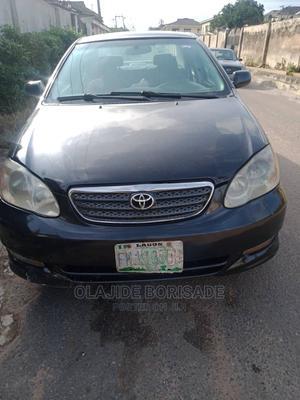 Toyota Corolla 2004 Sedan Blue | Cars for sale in Oyo State, Ibadan